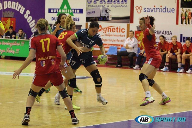 Alba Sebes - HC Zalau 24 – 24 (15-12)