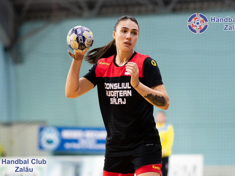 Alexandra Severin, cea mai bună jucătoare Under 23 din Liga Florilor