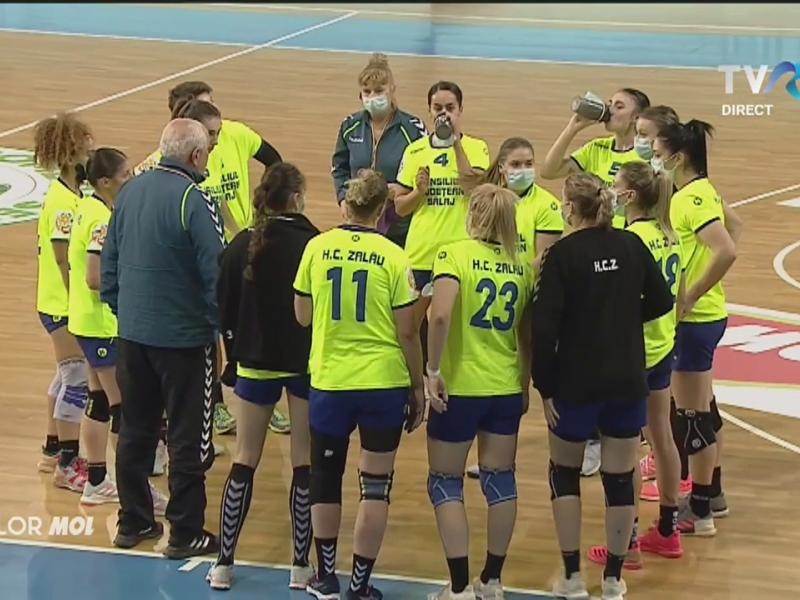 Gloria Buzău - HC Zalău 27 - 26