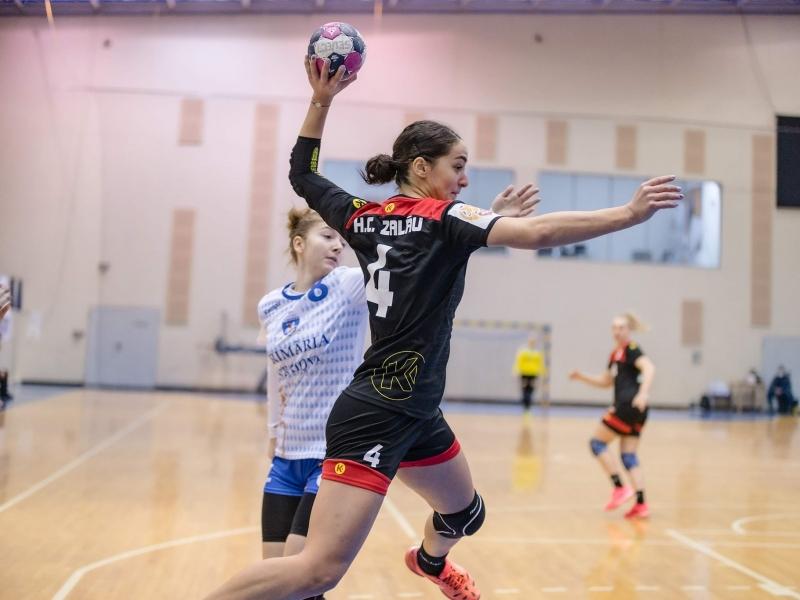 HC Zalău - Activ Prahova Ploiești 22 - 16
