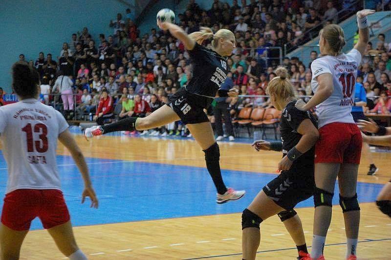 HC Zalău – CSM București 22 – 26 (9 – 14)