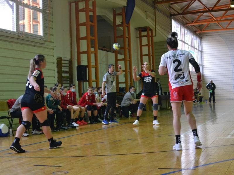 HC Zalău - Gloria Bistrița 26 - 29