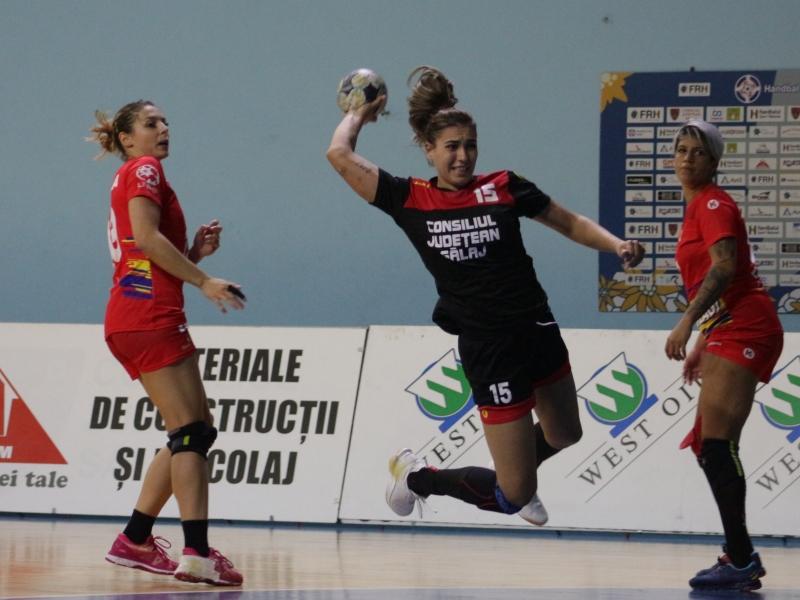 HC Zalău - Gloria Buzău  27 - 24