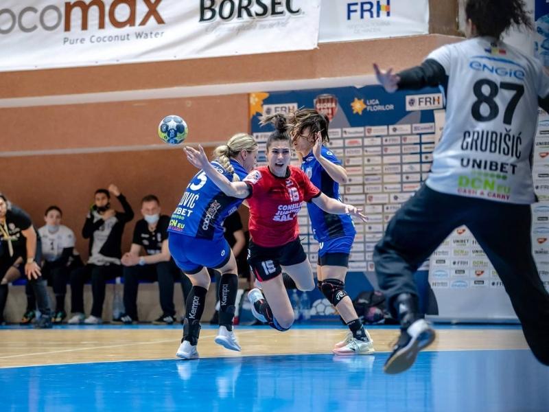 HC Zalău joacă joi cu Cisnădie, iar vineri cu Universitatea Cluj