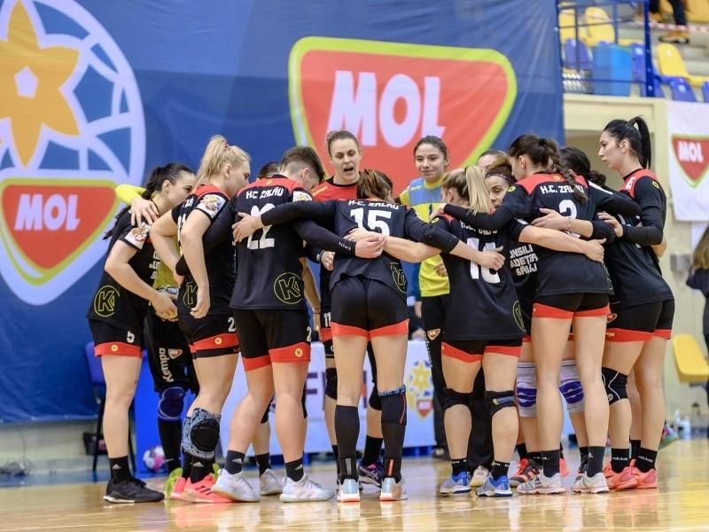 HC Zalău locul nouă la final de sezon
