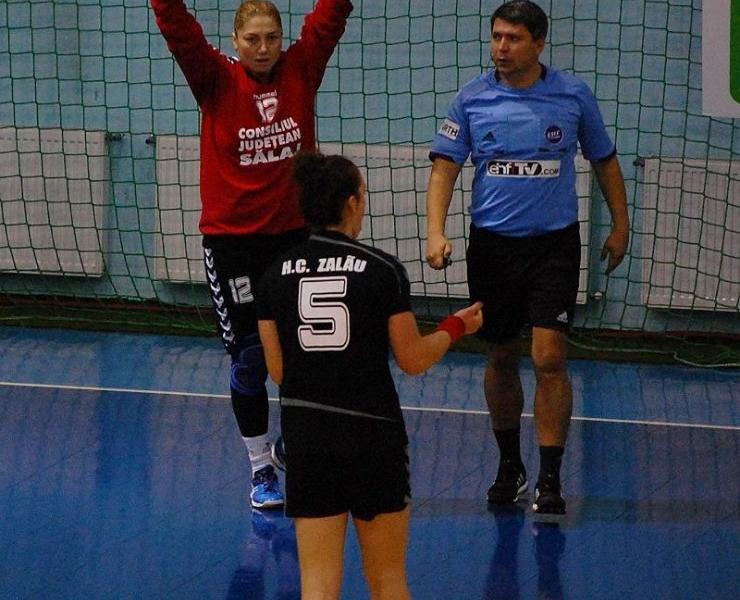 HC Zalau SCM Craiova 25 – 19 (14 – 8)