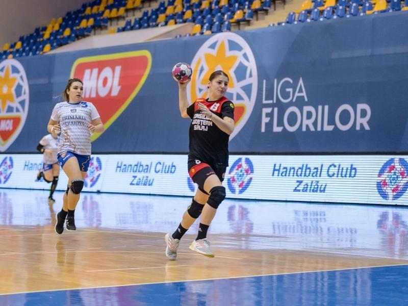 HC Zalău - SCM Rm.Vâlcea 27-31