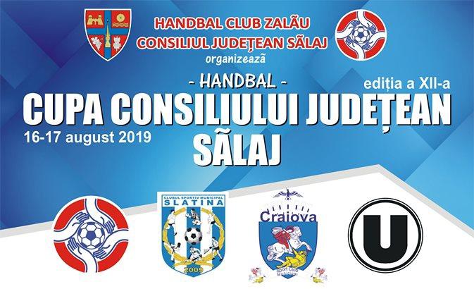 """Program """"Cupa Consiliului Judeţean Sălaj"""""""