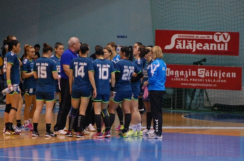Rapid Bucuresti - HC Zalau 28-21 (13-11)