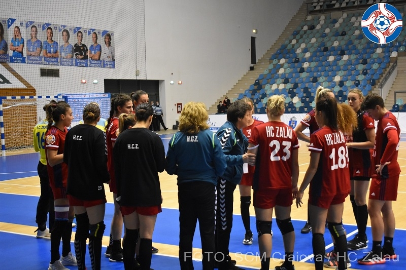SCM Craiova - HC Zalău 20-20
